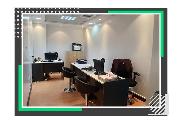 Co-working space dubai